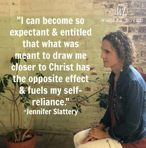 Speaker image with quote on self-reliance